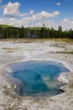 Stationnement national de Yellowstone, Wyoming, Etats-Unis Photo libre de droits
