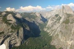 Stationnement national de Yosemite photographie stock