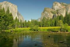 Stationnement national de Yosemite photos libres de droits