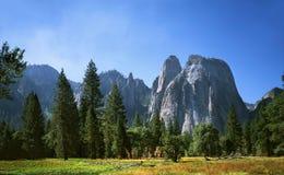 Stationnement national de Yosemite photo libre de droits