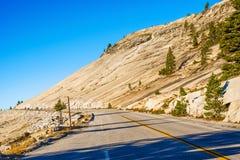 Stationnement national de Yosemite en Californie Photos libres de droits