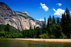Stationnement national de Yosemite, Etats-Unis Photos libres de droits