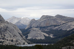 Stationnement national de Yosemite - la Californie Image libre de droits