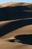 Stationnement national grand de dunes de sable Photographie stock libre de droits