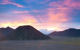 Stationnement national Indonésie de région de montagne de Bromo Image stock