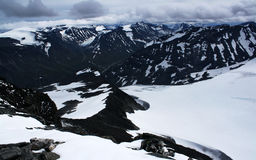 Stationnement national Jotunheimen, Norvège Photos libres de droits