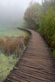 Stationnement national Plitvice Photos stock