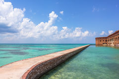 Stationnement national sec de Tortugas Image stock