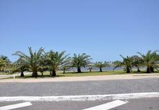 Stationnement public d'Aracaju image stock