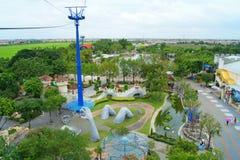 Stationnement rêveur du monde, Bangkok Image stock