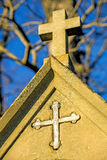 Stations of the Cross Stock Photography