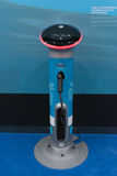 Stations de charge de Ford EV Photo stock