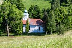 Stations de la manière croisée dans Ruzomberok, Slovaquie Photo stock