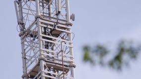Stations de r?ception et de transmission banque de vidéos