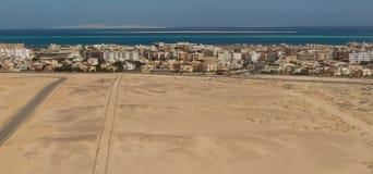 Stations de vacances de l'Egypte photographie stock libre de droits