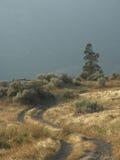 Stations de vacances de Lakeside, vallée d'Okanagan, Colombie-Britannique Photographie stock libre de droits