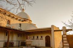 Stations du tombeau croisé Photos libres de droits
