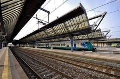 stationsdrev Royaltyfri Bild