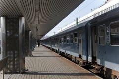 stationsdrev Royaltyfria Bilder