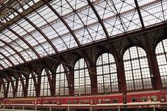 stationsdrev Royaltyfri Fotografi