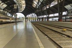 stationsdrev Royaltyfria Foton