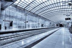 stationsdrev Arkivbilder