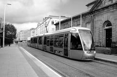 stationsdrev Arkivbild