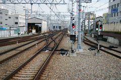 stationsdrev Arkivfoto