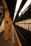 stationsgångtunnel arkivfoton