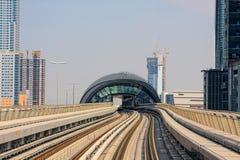 stationsgångtunnel Royaltyfri Bild