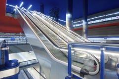stationstunnelbana Arkivbilder