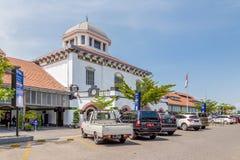StationTawang w Semarang, Zachodni Jawa, Indonezja obrazy royalty free