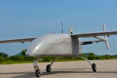 Statiskt slut för UAV upp fotoet Arkivbild