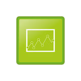 Statistic graph report Royalty Free Stock Photography