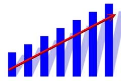Statistica Fotografia Stock Libera da Diritti