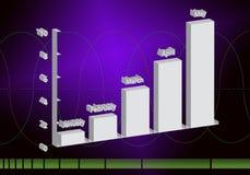 Statistiche 49 fotografia stock