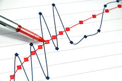 Statistics Stock Image