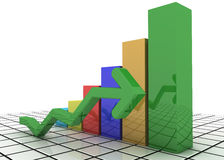 Statistics Royalty Free Stock Photo