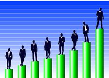 Statistics Royalty Free Stock Image