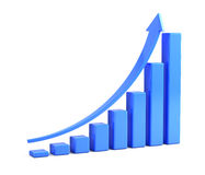 Statistics and analytics concept Royalty Free Stock Photography