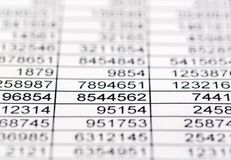 Free Statistics And Tables Royalty Free Stock Image - 40462326