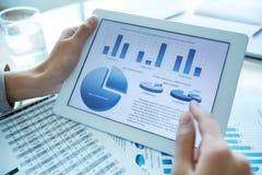 Statistics Stock Photography