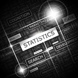 STATISTICS Royalty Free Stock Image