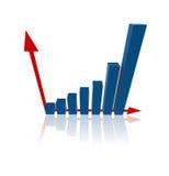 Statistieken Stock Foto