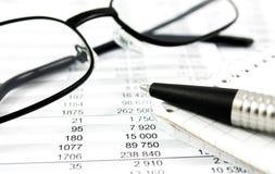 Statistieken stock foto's