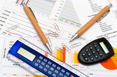 Statistik Stockfotos