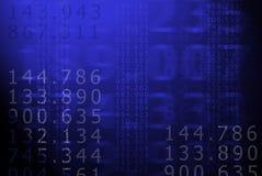 Statistikhintergrund Lizenzfreie Stockfotos