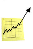 Statistiques Image stock