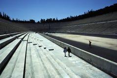 Statium olímpico Foto de archivo libre de regalías