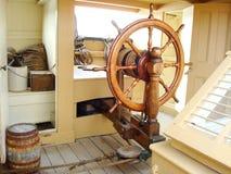statków sterów kół Zdjęcia Royalty Free